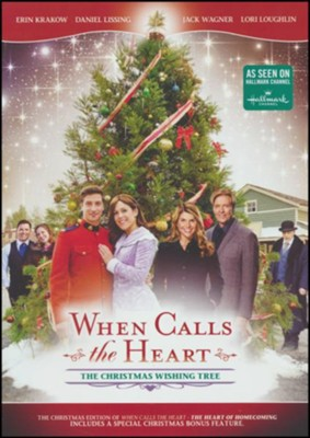 When Calls the Heart: The Christmas Wishing Tree, DVD   -