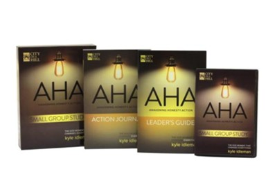 AHA Small Group Study DVD   -     By: Kyle Idleman