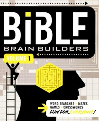 Bible Brain Builders - Volume 1  -     By: Thomas Nelson