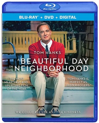 A Beautiful Day in the Neighborhood, Blu-ray    -