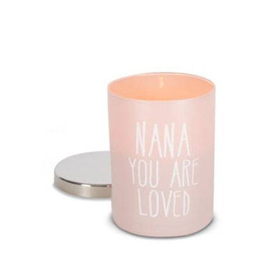 Nana, You are Loved Citrus Candle  -