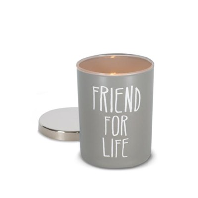 Friend For Life, Citrus Candle  -