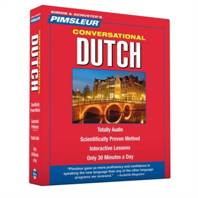 Conversational Dutch  -     By: Pimsleur