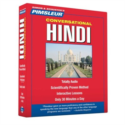 Conversational Hindi  -     By: Pimsleur