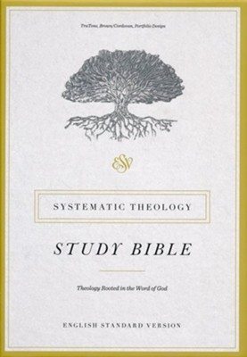 ESV Systematic Theology Study Bible, (TruTone, Brown), Imitation Leather  -