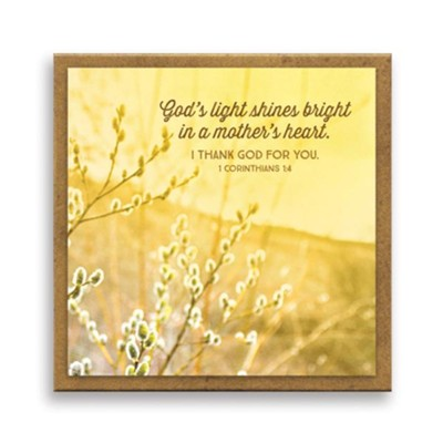 God's Light, Magnet  -