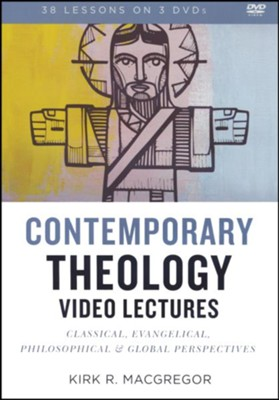 Contemporary Theology Video Lectures  -     By: Kirk Macgregor