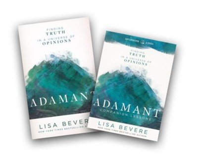 Adamant Book and DVD Study  -     By: Lisa Bevere