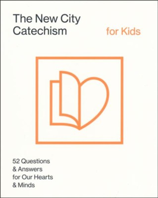 The New City Catechism for Kids: Children's Edition  -     By: Gospel Coalition
