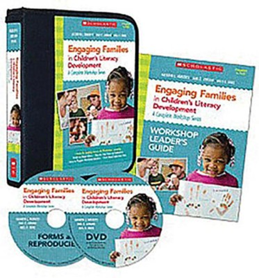 Engaging Families in Children's Literacy Development: A Complete Workshop Series: A Guide for Leading Successful Workshops, Including: Ready-to-Show Videos * Step-by-Step Plans and Schedules * Easy-to-Prepare Workshop Activities * Read-Aloud Trade Book Pack  -     By: Nell Duke, Gail Jordan, Kathryn Roberts