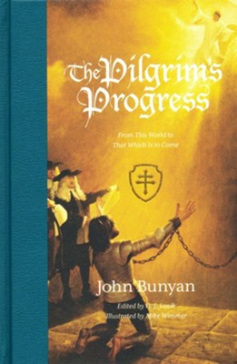 The Pilgrim's Progress: From This World to That Which Is to Come, New edition  -     Edited By: C.J. Lovik     By: John Bunyan     Illustrated By: Mike Wimmer