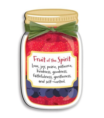 Fruit of the Spirit Magnet  -