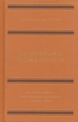 Christian Worldview  -     By: Herman Bavinck