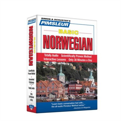 Basic Norwegian  -     By: Pimsleur
