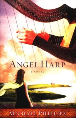 Angel Harp    -     By: Michael Phillips