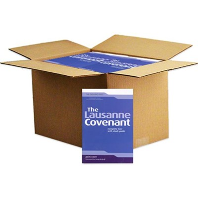 The Lausanne Covenant: Complete Text with Study Guide -case of 200  -
