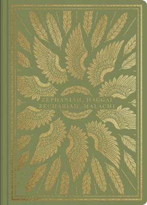 ESV Illuminated Scripture Journal: Zephaniah, Haggai, Zechariah, and Malachi  -