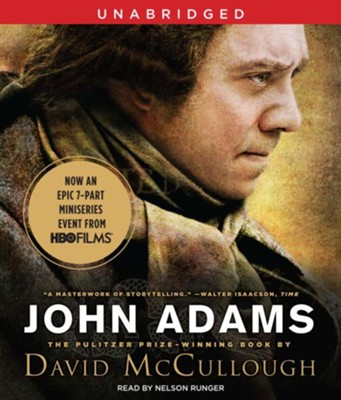 John Adams (Movie Tie In) Unabridged  -     By: David McCullough