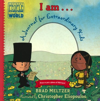 I Am...: A Journal for Extraordinary Kids  -     By: Brad Meltzer     Illustrated By: Chris Eliopoulos