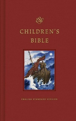 ESV Children's Bible (Keepsake Edition)  -