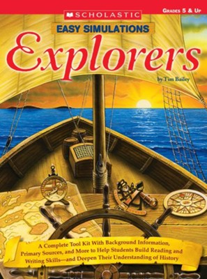 Easy Simulations: Explorers  -     By: Tim Bailey