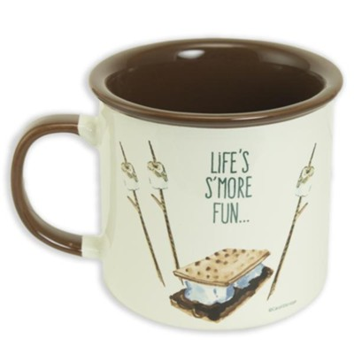 Life's S'more Fun with Family and Friends Mug  -