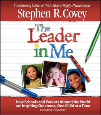 Leader in Me, Audiobook CD  -     By: Stephen R Covey