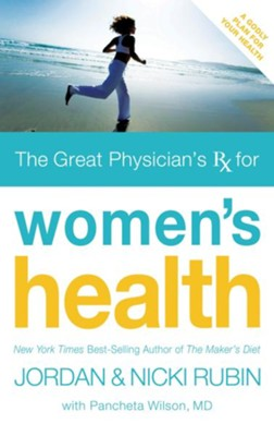 The Great Physician's Rx for Women's Health - eBook  -     By: Jordan Rubin, Nicki Rubin, Pancheta Wilson M.D.