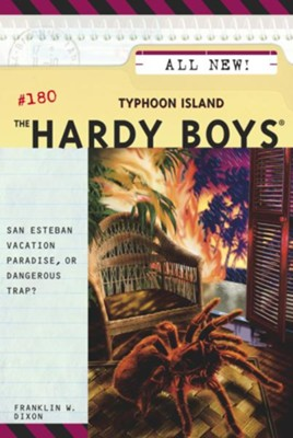 The Hardy Boys Files #180: Typhoon Island   -     By: Franklin W. Dixon