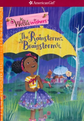 The Rainstorm Brainstorm  -     By: Valerie Tripp