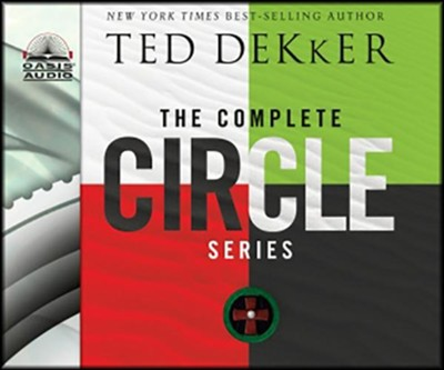 Circle Series - unabridged audiobook on CD   -     By: Ted Dekker