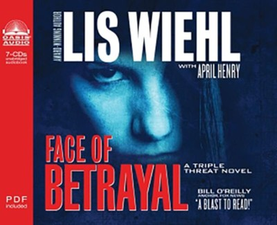 Face of Betrayal Unabridged Audiobook on CD   -     Narrated By: Pam Turlow     By: Lis Wiehl, April Henry