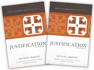 Justification, 2 Volumes  -     By: Michael Horton