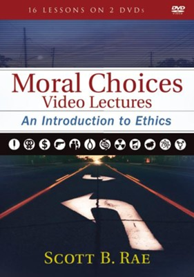 Moral Choices Video Lectures  -     By: Scott Rae