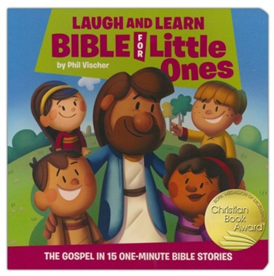 Laugh and Learn Bible for Little Ones, boardbook   -     By: Phil Vischer