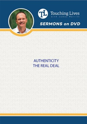 Authenticity the Real Deal: Mirror Image Series DVD  -     By: James Merritt