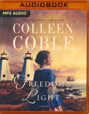 Freedom's Light - unabrodged audiobook on MP3-CD  -     By: Colleen Coble