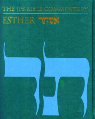 Esther: JPS Bible Commentary    -     By: Adele Berlin