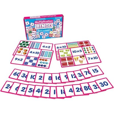 Multiplication Bingo   -