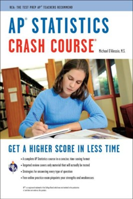AP Statistics Crash Course  -     By: Michael D'Alessio
