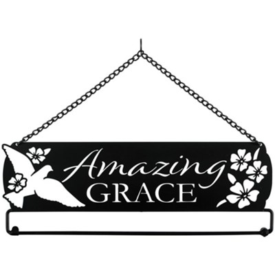 Amazing Grace Wall Hanger  -