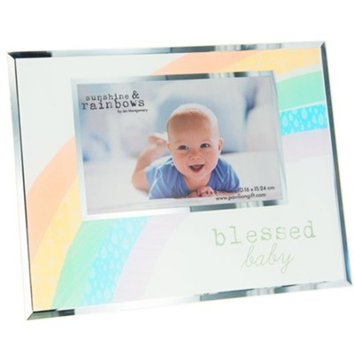 Blessed Baby Photo Frame  -