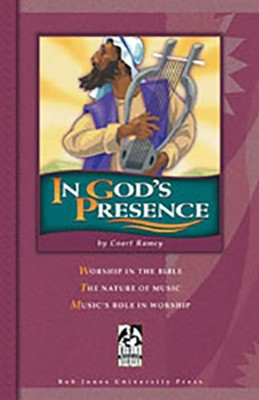 BJU Press In God's Presence Student Text (Updated Copyright)  -