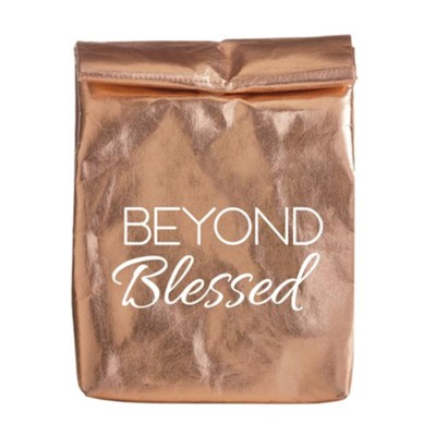 Beyond Blessed, Lunch Cooler Bag  -