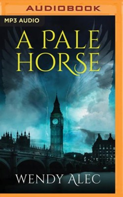 A Pale Horse - unabridged audiobook on MP3-CD  -     By: Wendy Alec