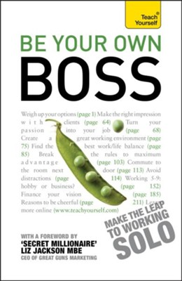 Be Your Own Boss: Teach Yourself / Digital original - eBook  -