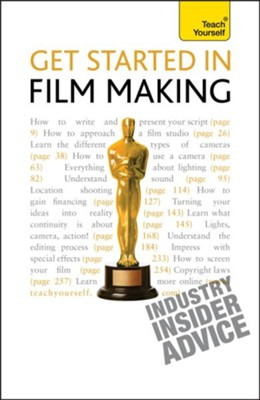 Get Started in Film Making: Teach Yourself / Digital original - eBook  -