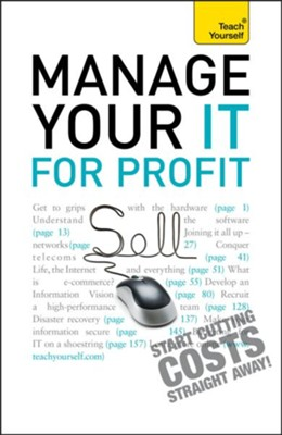 Manage Your IT For Profit: Teach Yourself / Digital original - eBook  -