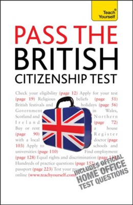Pass the British Citizenship Test: Teach Yourself / Digital original - eBook  -