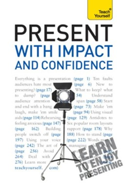 Present with Impact and Confidence: Teach Yourself / Digital original - eBook  -